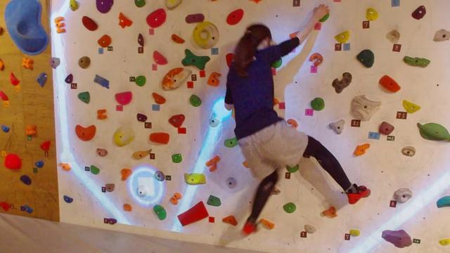 画像: ARボルダリング体験!VILLARS Climbing 有明【スピードクライミング】 www.youtube.com