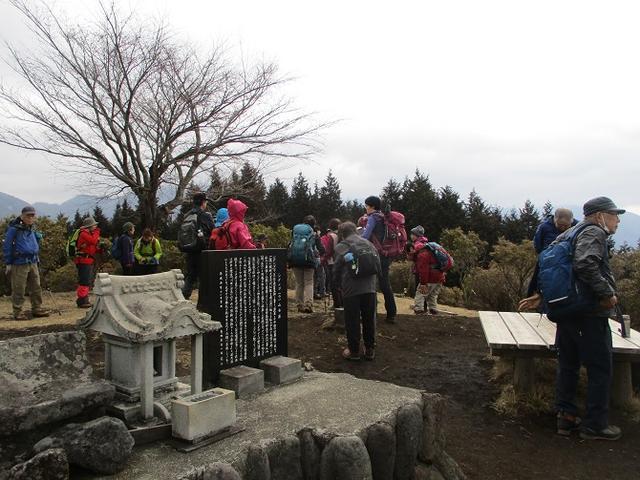 画像6: 2月19日に山旅会 「シダンゴ山」 ツアーに行ってきました!