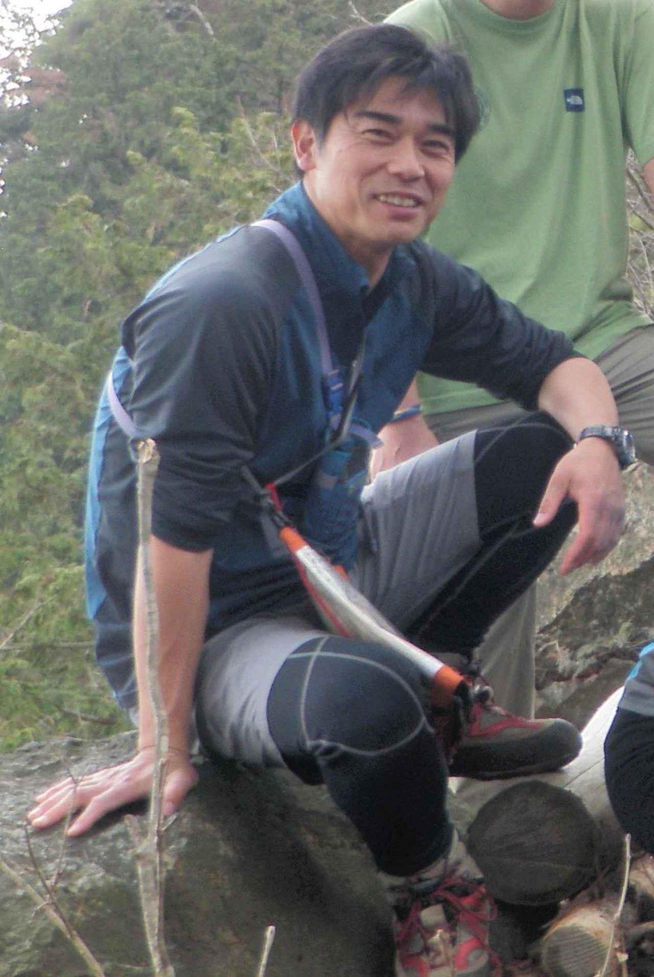 画像: 西方 太ガイド 【担当】 山を上手に歩こう!疲れにくい歩き方講座 疲れにくい体を作ろう! 体幹トレーニング講座