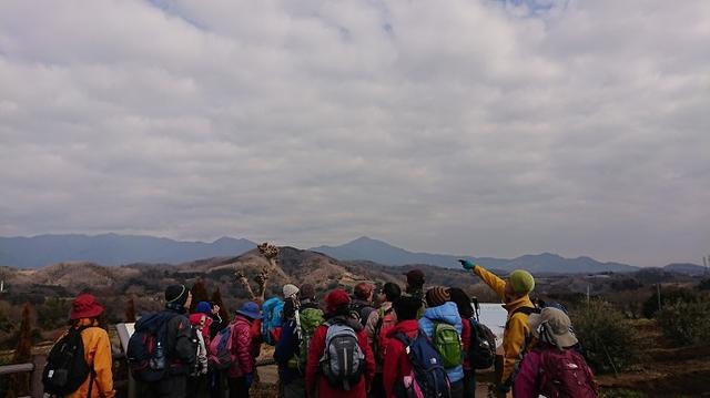 画像3: 2月17日に佐藤威行ガイドのツアーで曽我山へいってきました♪