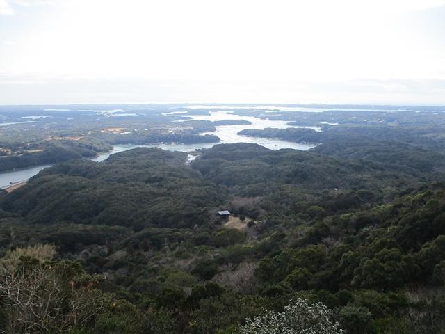 画像4: 3月の山旅会 「横山と朝熊ヶ岳」 の下見にいってきました!