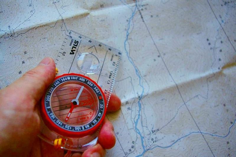 画像: 山をイメージしよう!読図の基礎講座