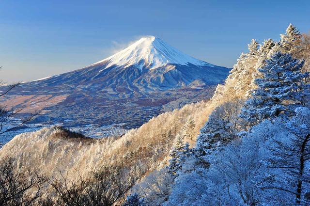 画像: やっぱり富士山!(イメージ)