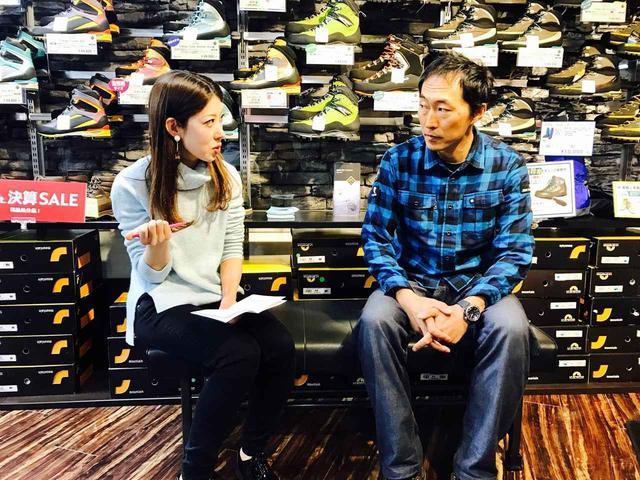 画像1: 日本が誇る世界的アルパインクライマー・天野和明さんにインタビュー! 登山を始めるきっかけ、ハマったきっかけとは?