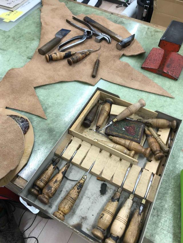 画像2: 石井スポーツ本社(市ヶ谷)にある靴工場を見学させていただきました!