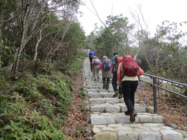画像1: 3月6日・7日の2日間で 「横山と朝熊ヶ岳」 ツアーに行ってきました!