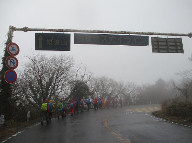 画像10: 3月4日に岡田ガイドのコースで、茨城県の 雪入山 へ行って来ました♪