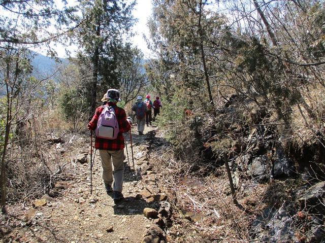 画像9: 3月6日・7日と 「横山と朝熊ヶ岳」 に行ってきました!