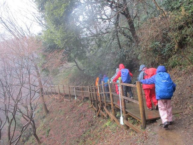 画像11: 3月4日に岡田ガイドのコースで、茨城県の 雪入山 へ行って来ました♪