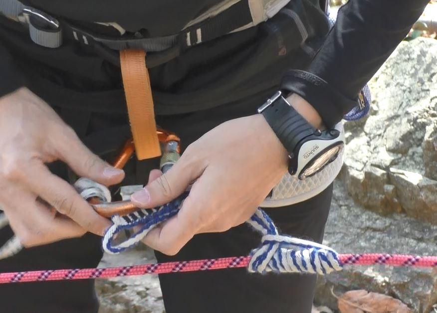画像: <お申込はこちら> ゴールデンウィーク山の学校 登山の安全確保に使える ロープの使い方講座 (9:30~11:00/15:30~17:00) 【講師:山岳ガイド・クライマー 天野和明】
