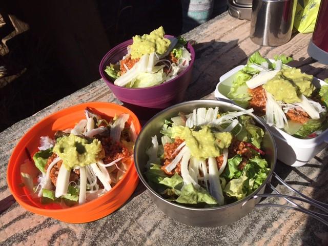画像: ゴールデンウィーク山の学校 山で美味しく!簡単に!アウトドアクッキング講座 (11:30~13:00/15:30~17:00)