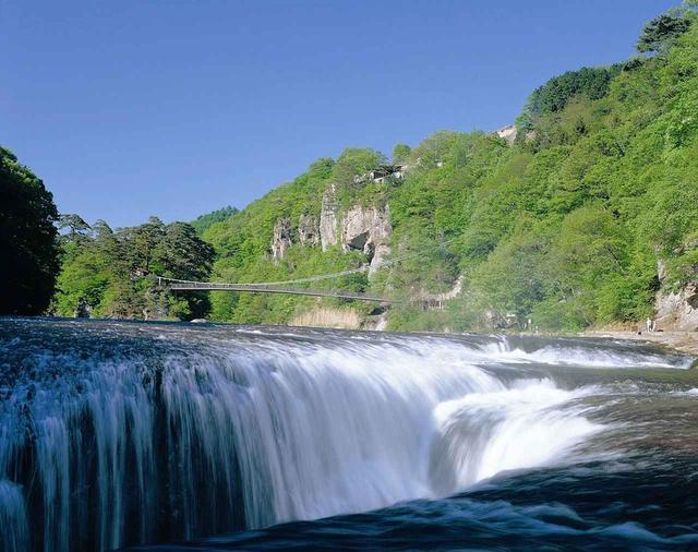画像: 迫力ある自然美・吹割の滝(第3回)