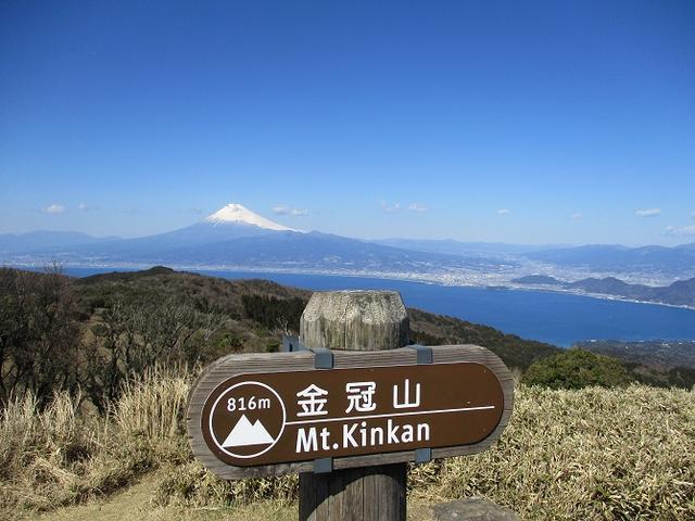 画像10: 3月8日に岡田ガイドと 達磨山 のツアーへ行ってきました♪