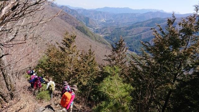 画像7: 3月9日に宮下ガイドと、 倉岳山 へ行ってきました♪