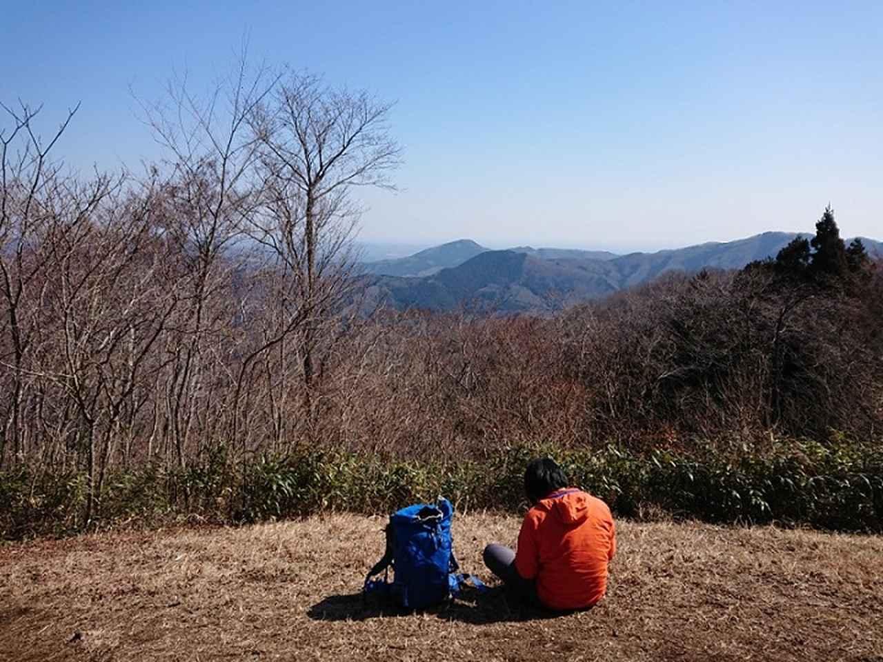 画像6: 3月2日に佐藤優ガイドの「ごちそう山」シリーズで、 雨巻山 へピザを食べに行って来ました♪