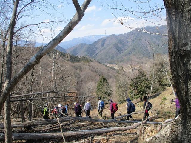 画像7: 3月15日に山旅会 「小倉山」 へ行ってきました!