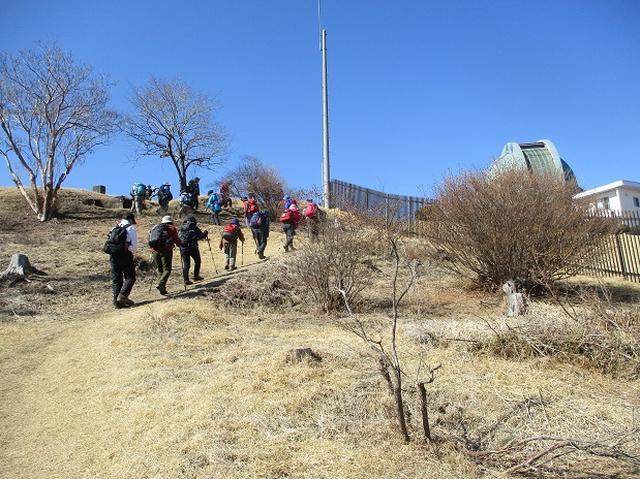 画像9: 日3月18日に山旅会 笠山から堂平山 ツアーに行ってきました!