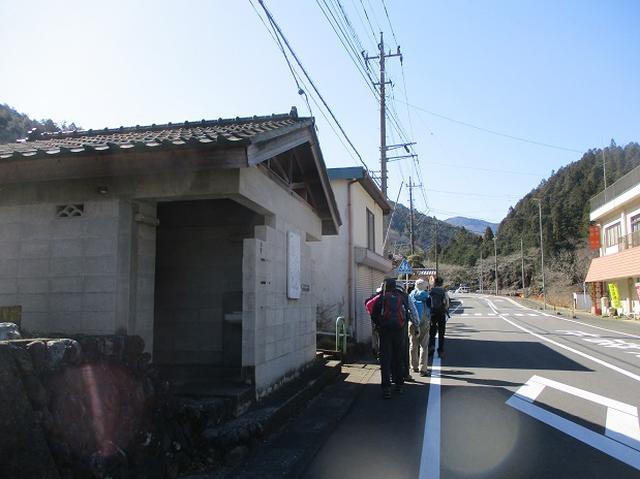 画像1: 日3月18日に山旅会 笠山から堂平山 ツアーに行ってきました!