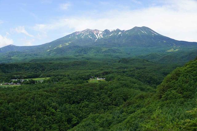 画像: 木曽御嶽山(イメージ)