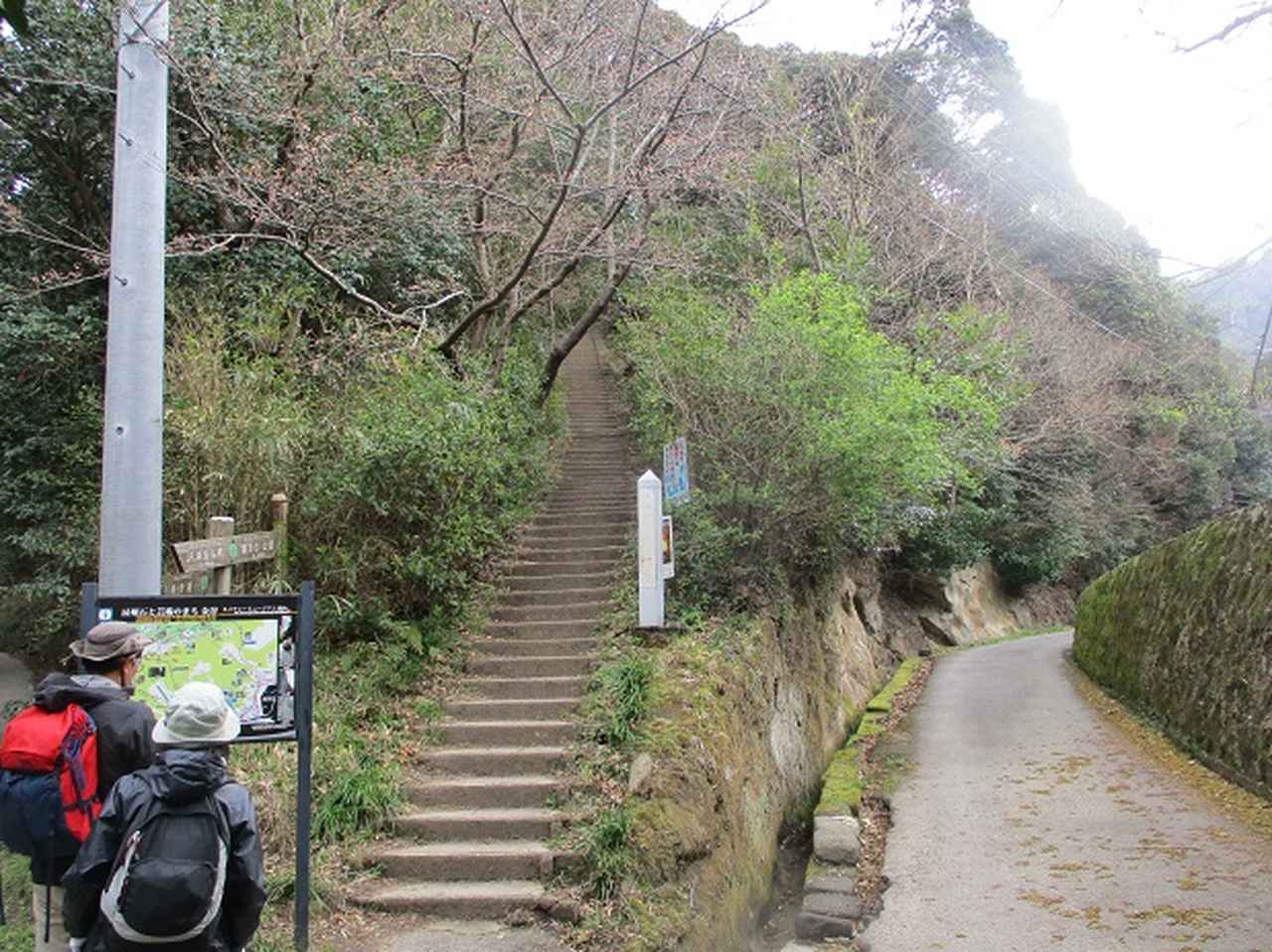画像1: 3月23日に山旅会 「東京湾フェリーで行く鋸山」 ツアーに行ってきました!