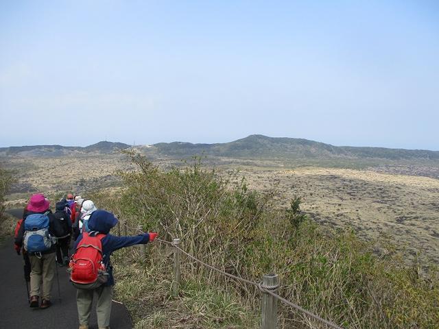 画像7: 【山旅会・登山ガイドこだわりツアー】岡田ガイドからの便り・伊豆大島・三原山ツアーに行ってきました!