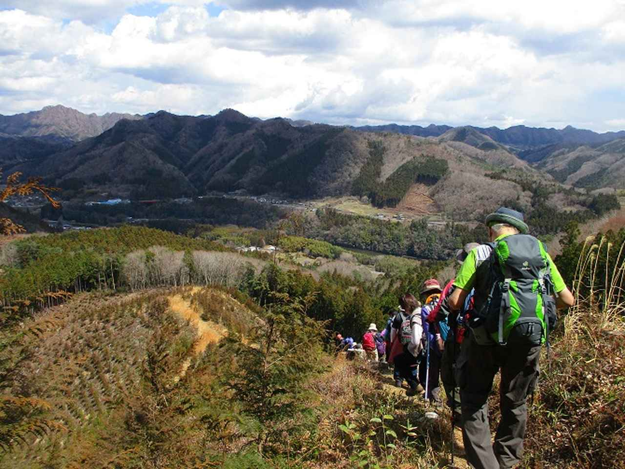 画像10: 4月1日に山旅会「盛金富士」ツアーにいってきました!