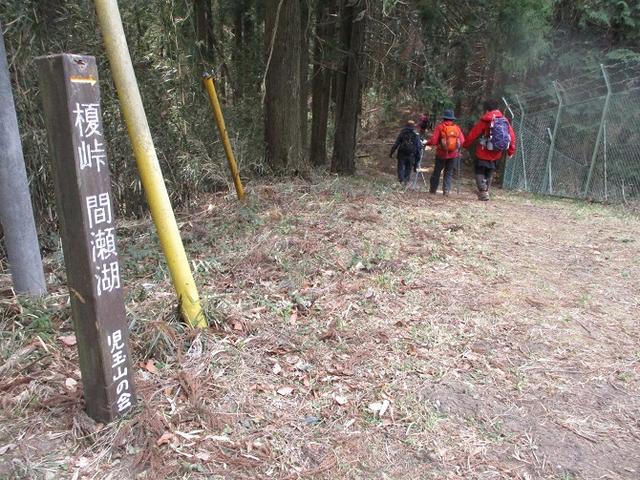 画像10: 3月28日に岡田ガイドのコースで、埼玉県にたたずむ 陣見山 へ行ってきました♪