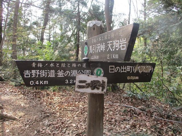画像4: 4月の山旅会 「天狗岩から要害山」 の直前下見報告です!
