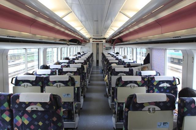 画像: 貸切列車車内<イメージ>