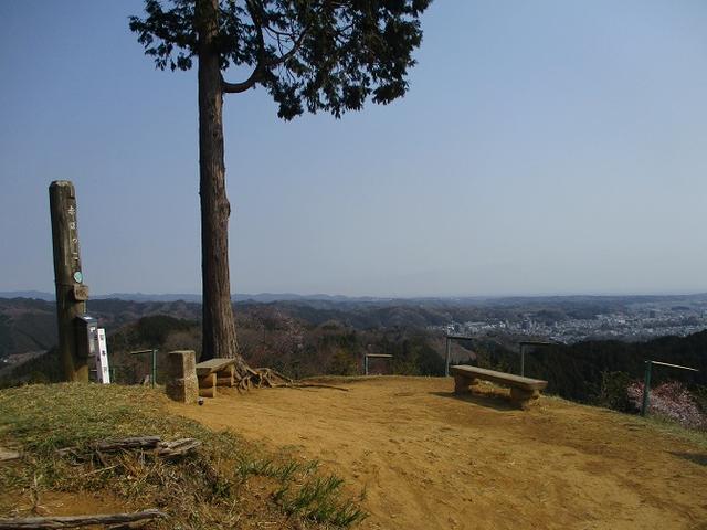 画像5: 4月の山旅会 「天狗岩から要害山」 の直前下見報告です!