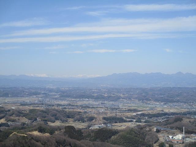 画像7: 4月5日に岡田ガイドのコースで群馬県の桜で有名な 「牛伏山」 へ行ってきました♪