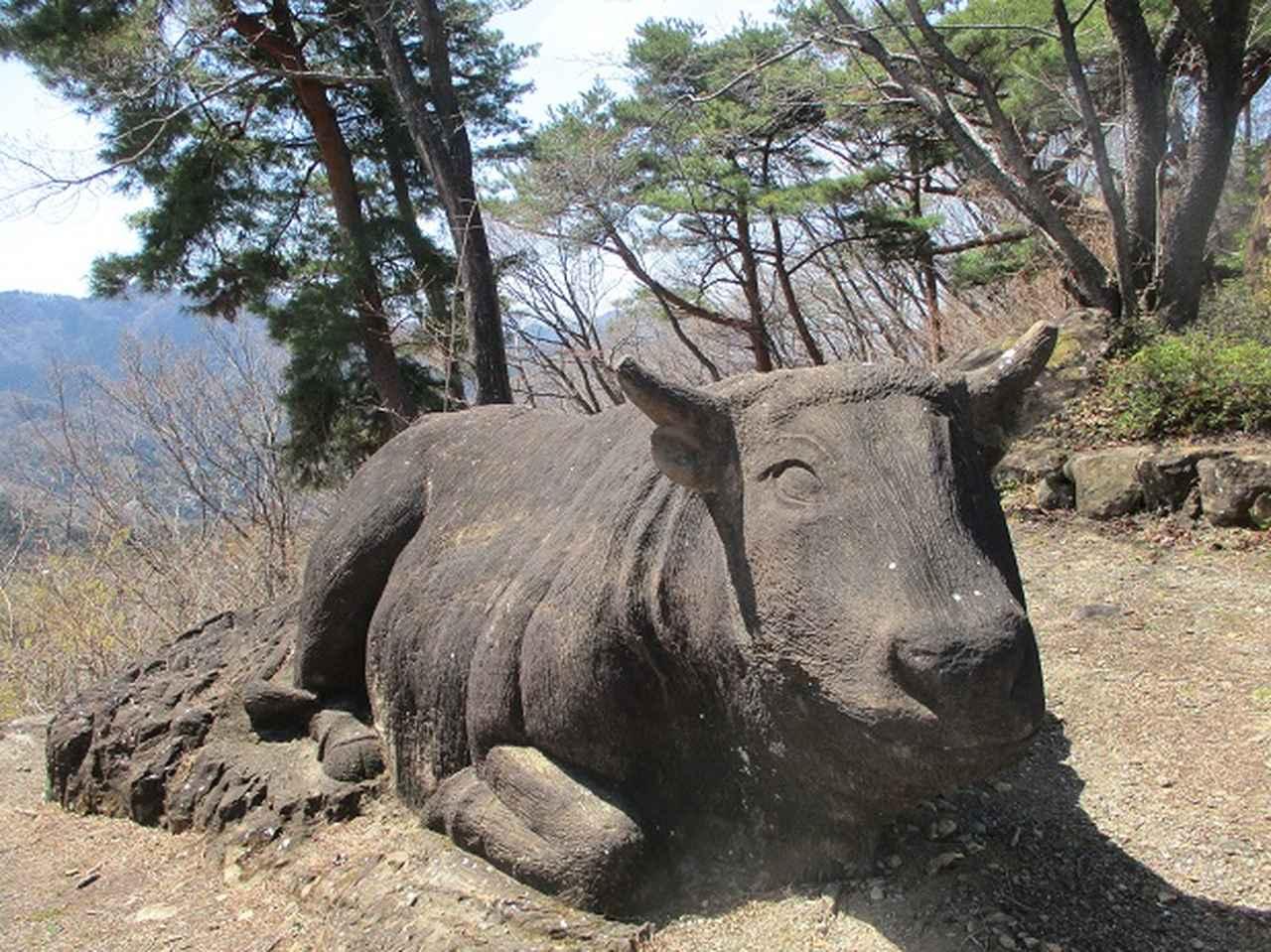 画像10: 4月5日に岡田ガイドのコースで群馬県の桜で有名な 「牛伏山」 へ行ってきました♪