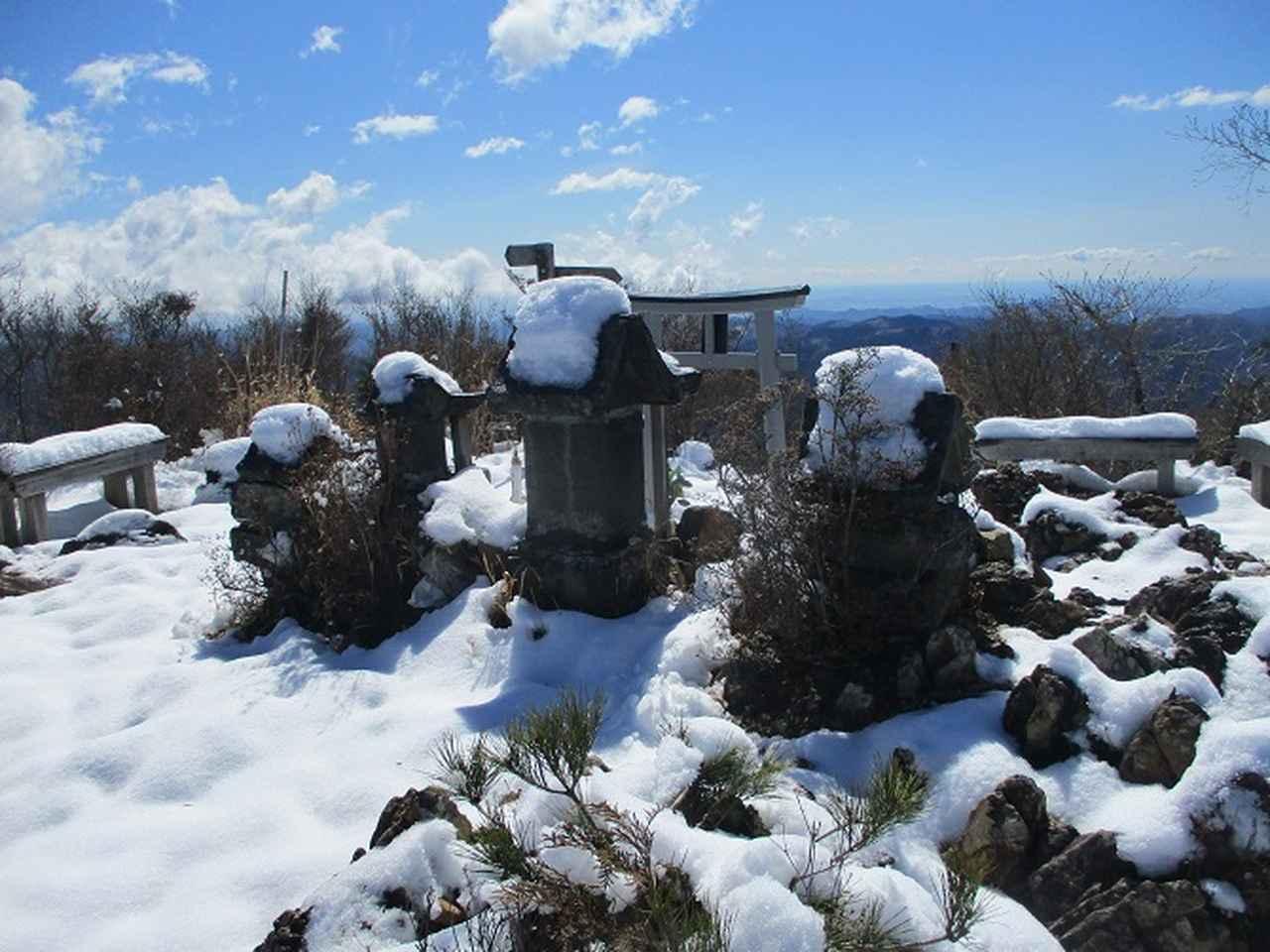 画像6: 4月の山旅会 鳴神山 ツアーの下見に行ってきました!