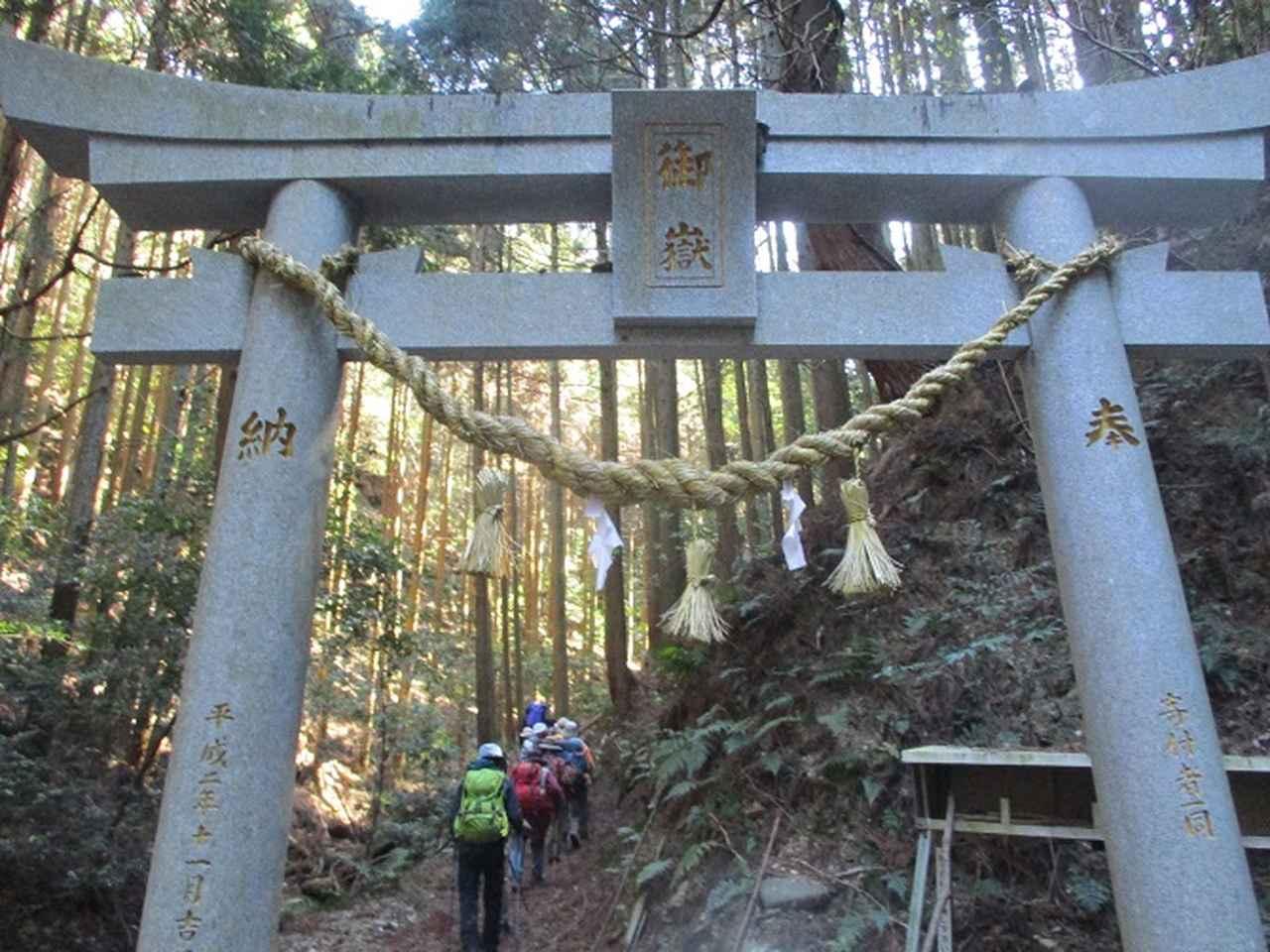 画像1: 【山旅会・登山ガイドこだわりツアー】添乗員からの便り・対馬の御岳へいってきました!