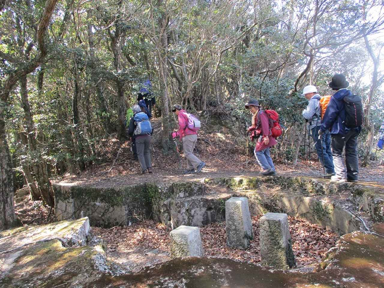 画像5: 対馬ツアー3日目は青空気持ち良い、 金田城山 へ行きました!