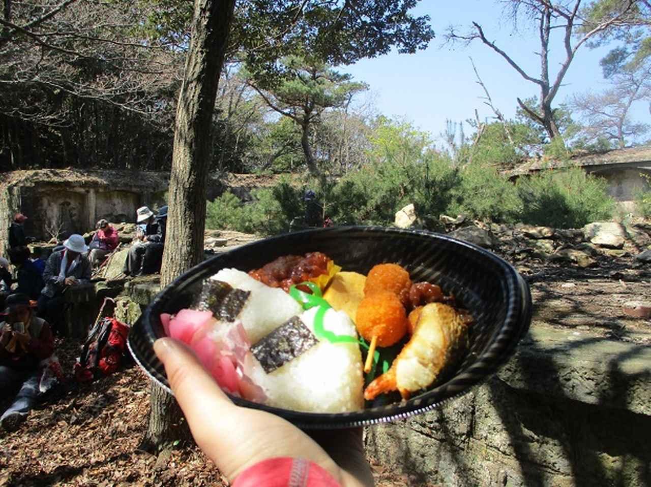 画像9: 対馬ツアー3日目は青空気持ち良い、 金田城山 へ行きました!