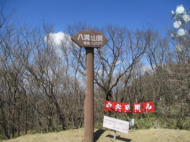 画像10: 4月15日に山旅会 「八溝山」 ツアーに行ってきました!