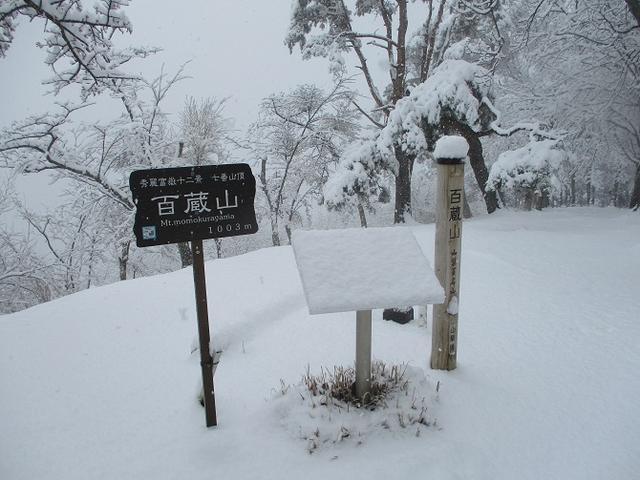 画像8: 4月17日に山旅会 百蔵(ももくら)山 のツアーに行ってきました!