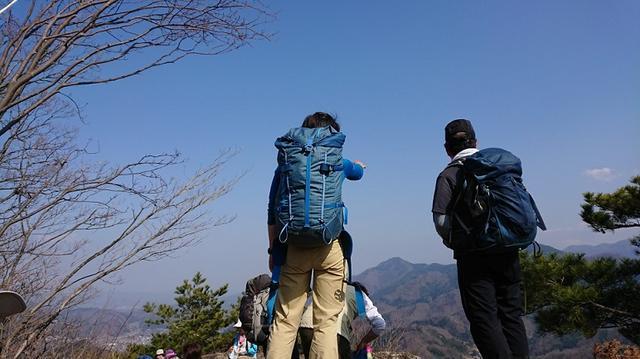 画像8: 4月6日に宮下ガイドと富岳十二景シリーズで 久鬼山 へ行ってきました♪
