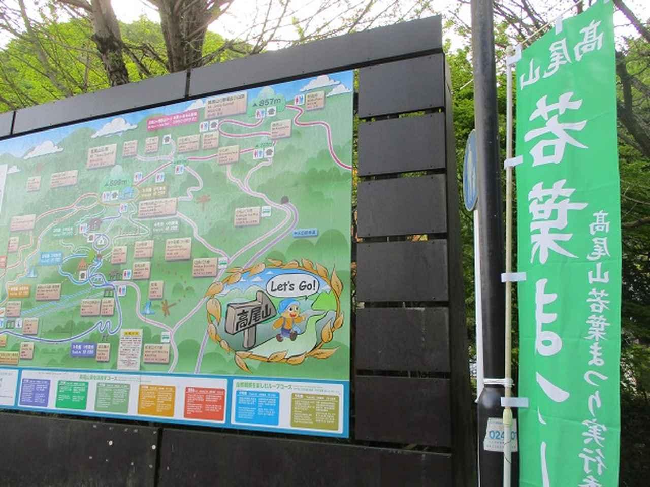 画像1: 5月の山旅会 西山峠から高尾山 ツアーの直前下見に行ってきました!