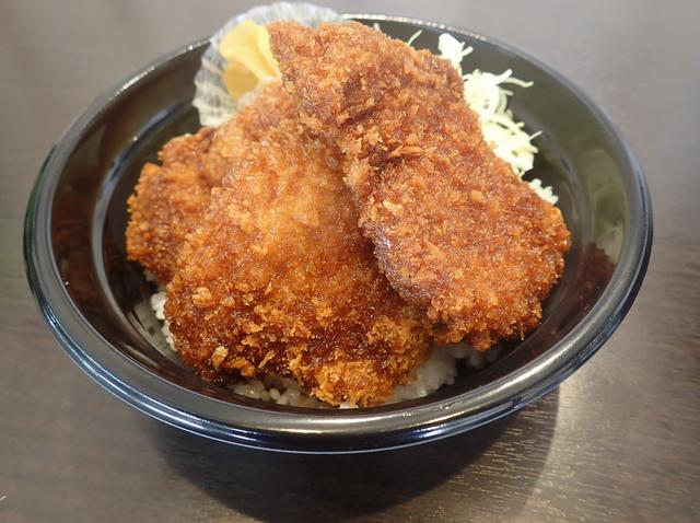 画像: 駒ヶ根ご当地グルメ・ソースかつ丼のお弁当(イメージ)
