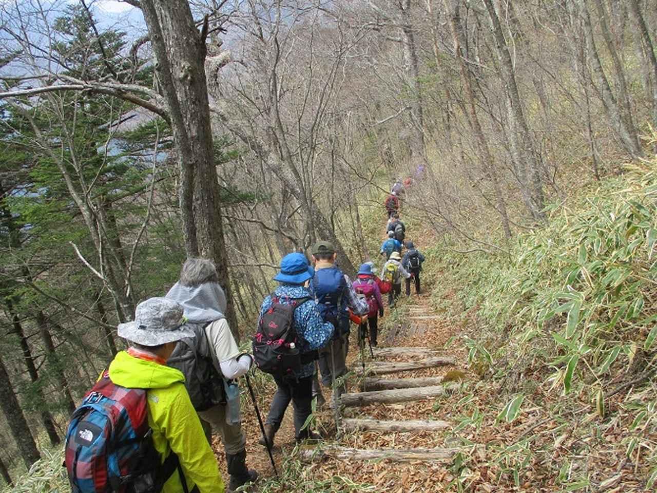 画像12: 13日に岡田ガイドのコースで、 茶ノ木平~華厳の滝 へ行ってきました♪