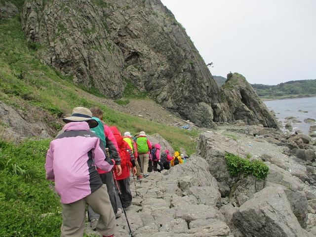 画像4: 5月14日~15日で山旅会 「佐渡」 ツアーに行ってきました!