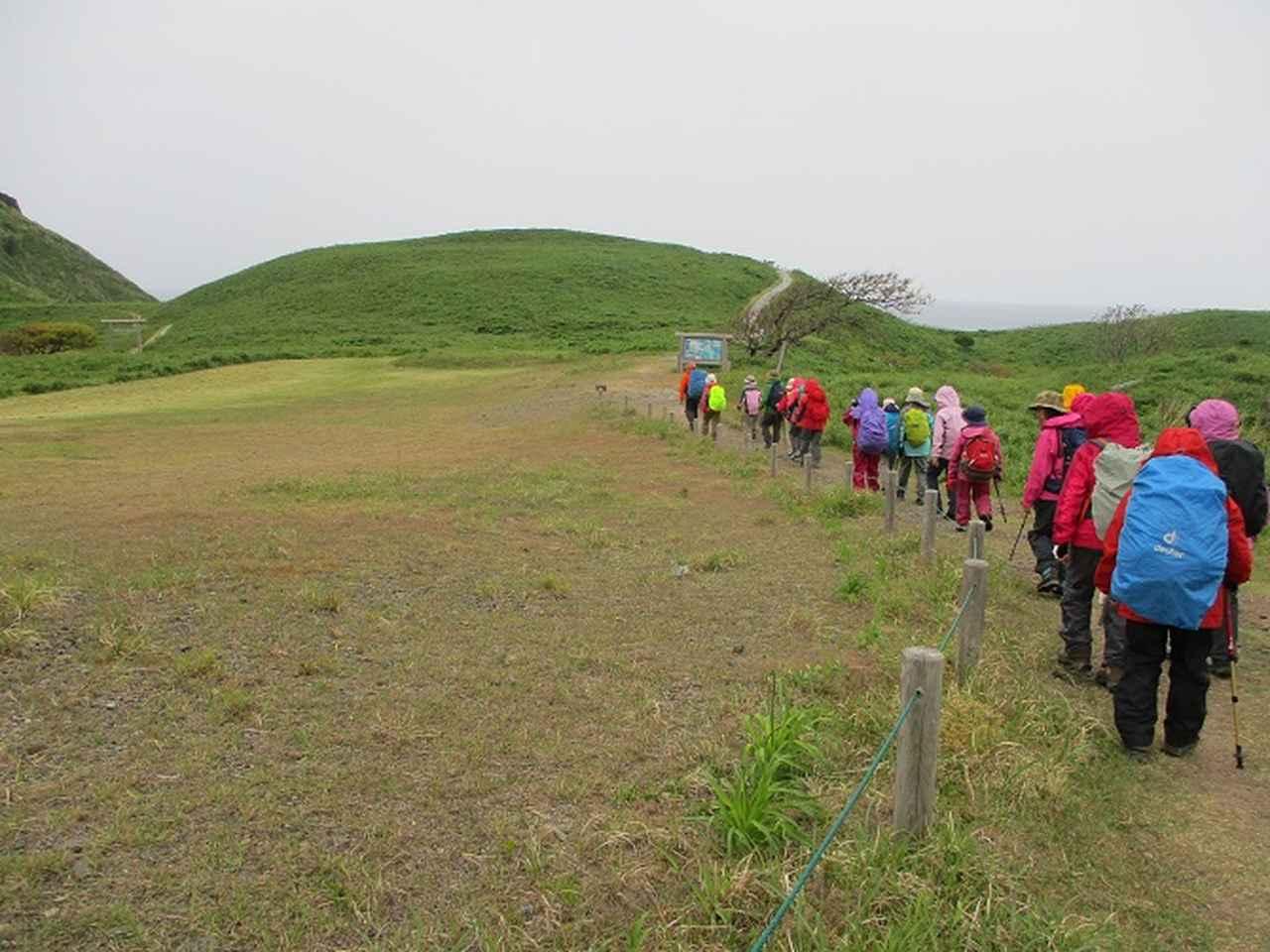 画像7: 5月14日~15日で山旅会 「佐渡」 ツアーに行ってきました!
