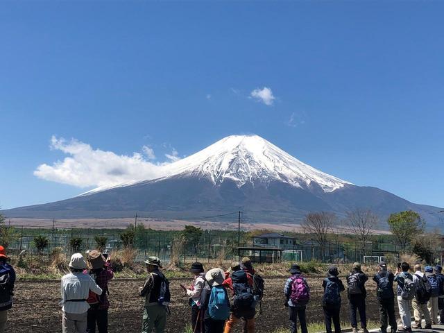 画像1: 富士山すそ野ぐるり1周ウォーク 第2回に行ってきました!