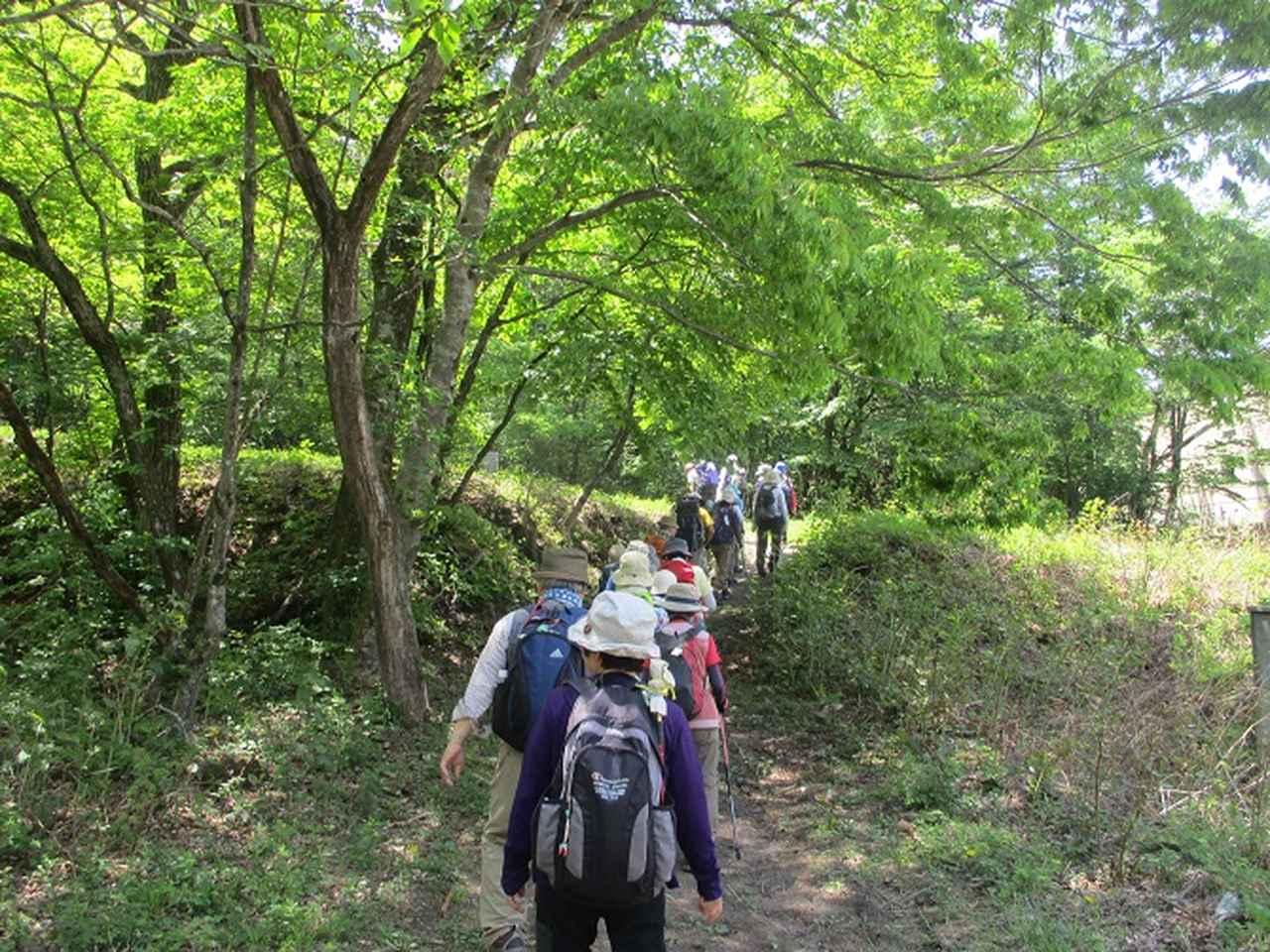 画像1: 5月27日に山旅会 「榛名富士」 ツアーにいってきました!