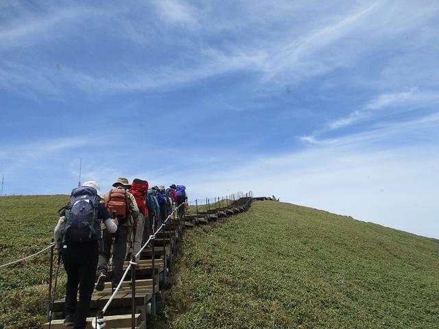 画像2: 山旅会ツアー7月までの催行状況のご案内です!