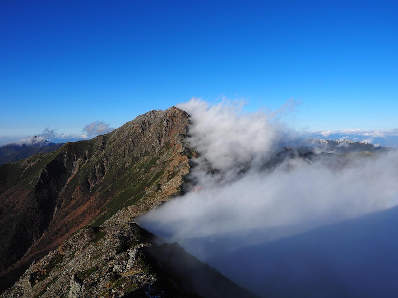 画像: ガイドが試行錯誤を重ね組んだ一年間のカリキュラム 目標となる北岳登頂は努力の結晶になり あなたの最高の思い出の一つとなるでしょう