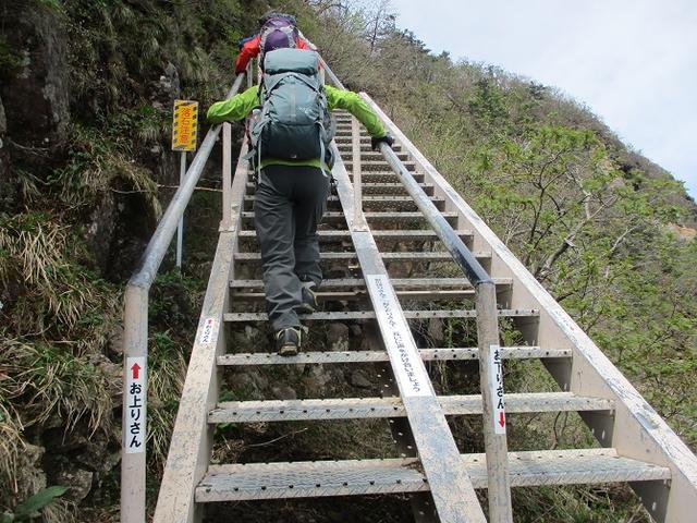 画像6: 5月28日より2泊3日で山旅会 「石鎚山と剣山」 ツアーに行ってきました!