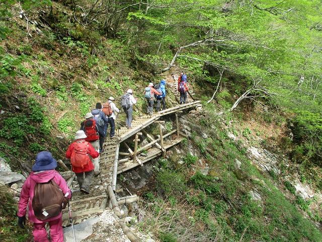 画像2: 5月28日より2泊3日で山旅会 「石鎚山と剣山」 ツアーに行ってきました!